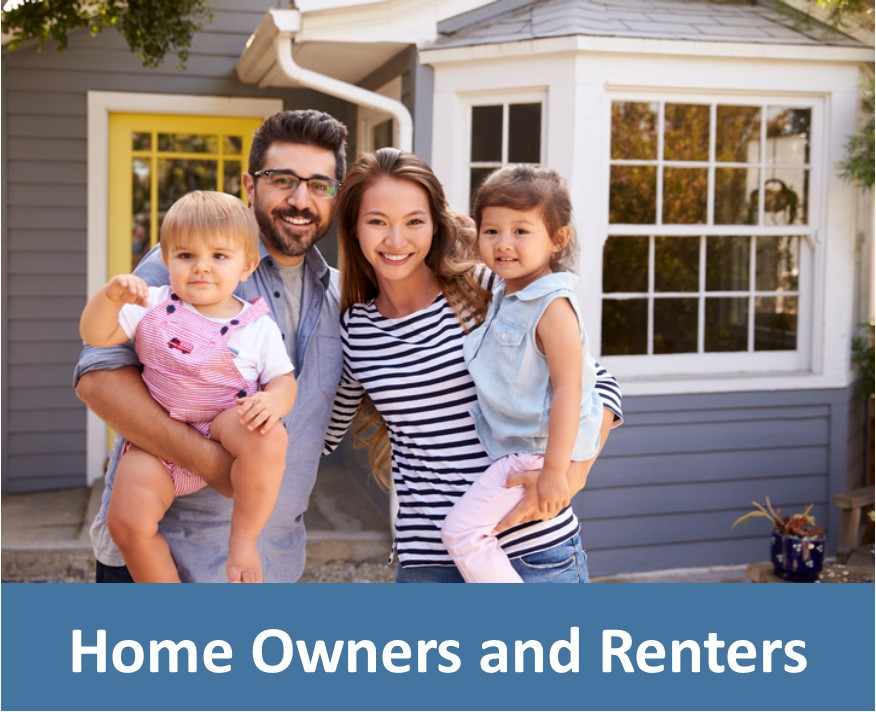 Home Owners and Renters